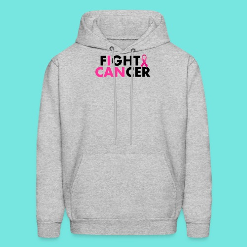 FIGHT CANCER - Men's Hoodie