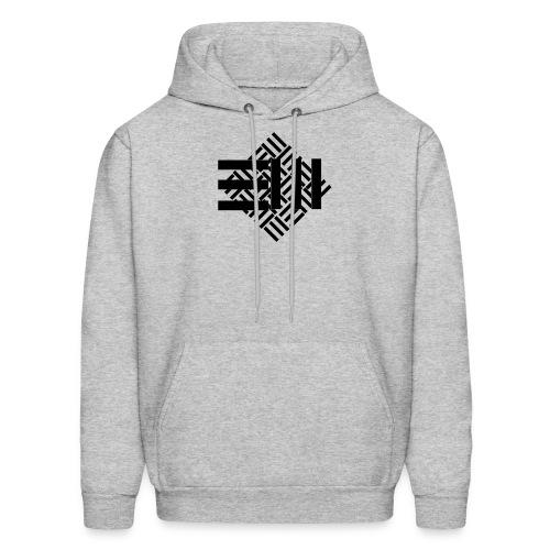 Fitness wear Design Hach Logo - Men's Hoodie