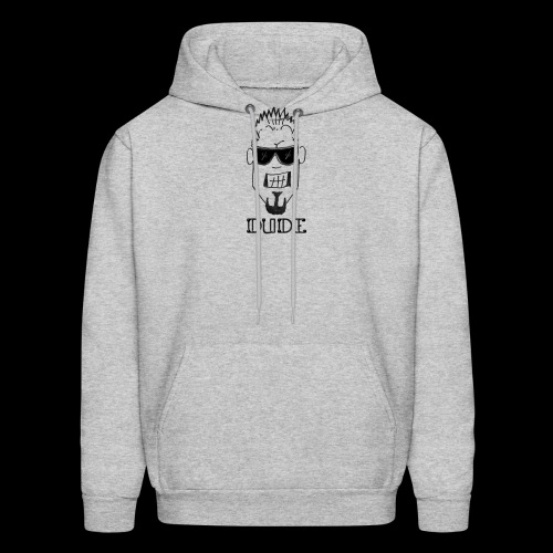 Dude Head 1 - Men's Hoodie