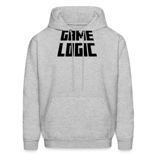 Game Logic Logo - Men's Hoodie