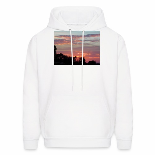 Sunset of Pastels - Men's Hoodie