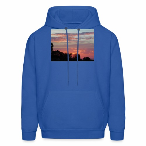 Sunset of Pastels - Men's Hoodie