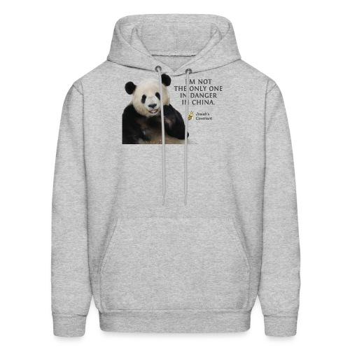 Endangered Pandas - Men's Hoodie