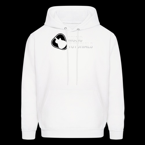 Music Tutorials Logo - Men's Hoodie