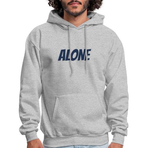 ALONE - Men's Hoodie