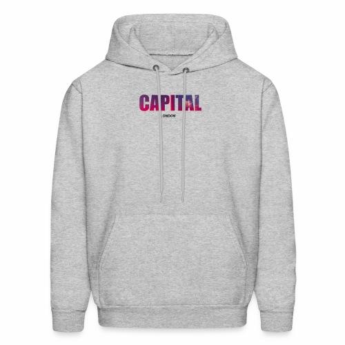 Capital - Men's Hoodie