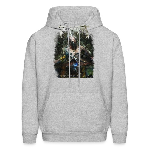 The Epic Tracks v2 - Men's Hoodie