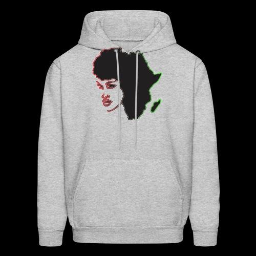 Afrika is Woman - Men's Hoodie