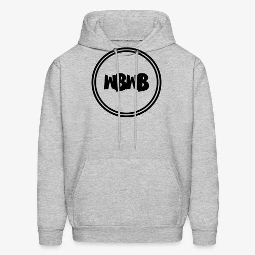 WBWB logo - Men's Hoodie