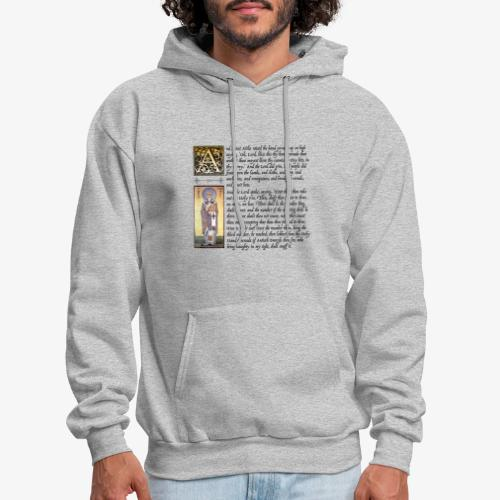 Holy Hand Grenade of Antioch - Men's Hoodie