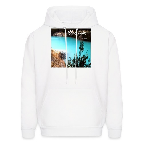 Tasmania Blue Lake - Men's Hoodie