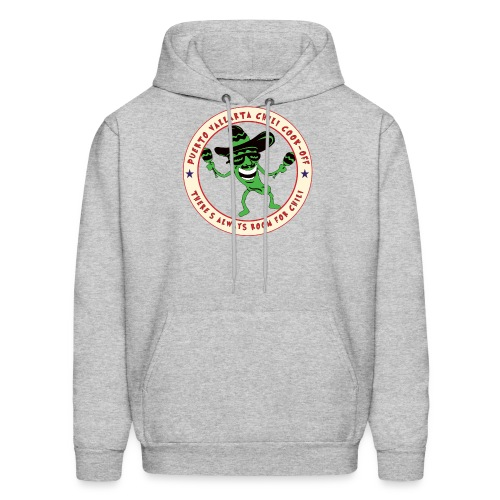 There's Always Room For Chili - Men's Hoodie