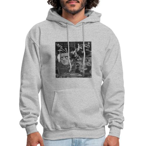 THE ILLennials King Oliver Cover Art - Men's Hoodie