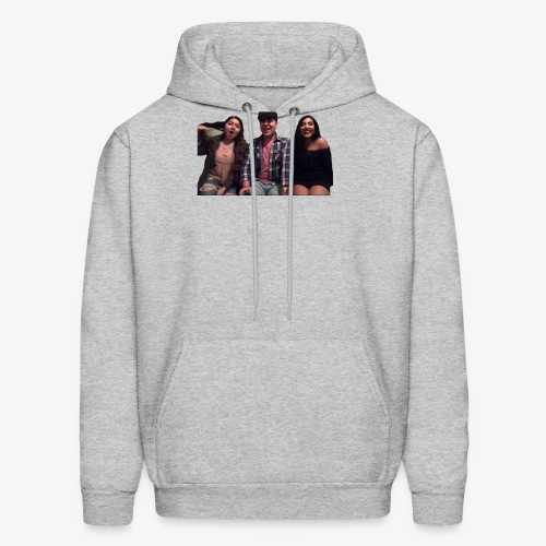 Fido, Cindy, and Tania - Men's Hoodie