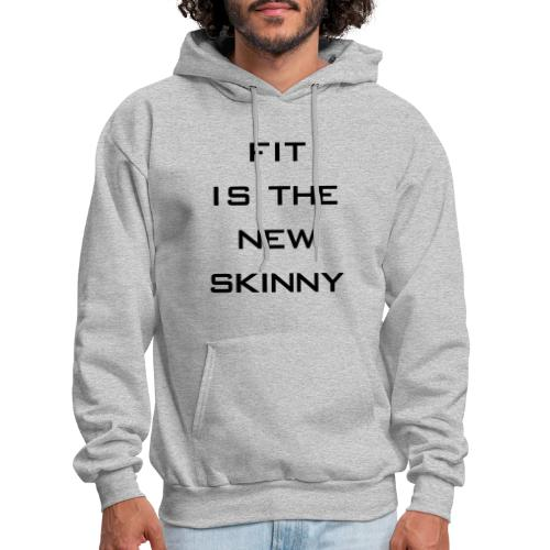The New Skinny Gym Motivation - Men's Hoodie