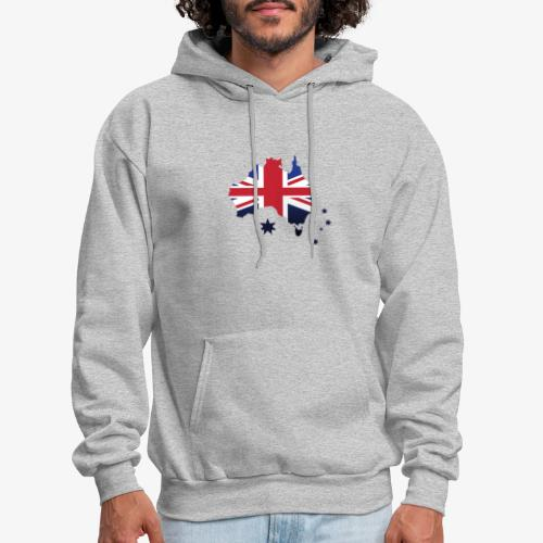 Awesome Aussie - Men's Hoodie