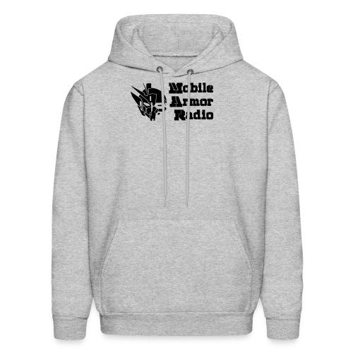 MAR1 Black - Men's Hoodie