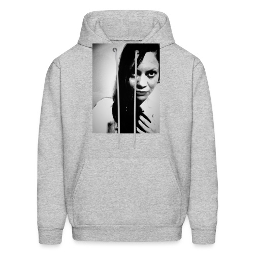 model picture - Men's Hoodie