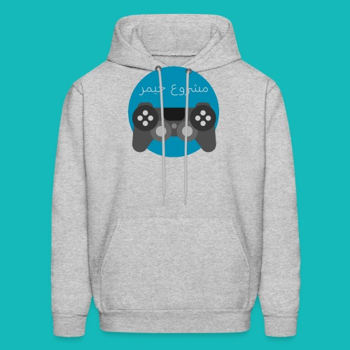 Mashrou3 Gamer Logo Products - Men's Hoodie