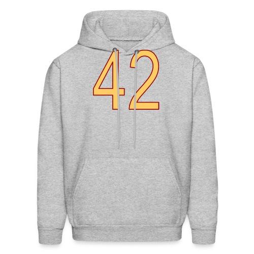 42 - Men's Hoodie
