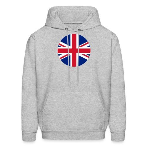 UK Union Jack - Men's Hoodie