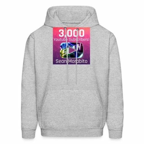Sean Morabito's 3000 Sub's Logo - Men's Hoodie