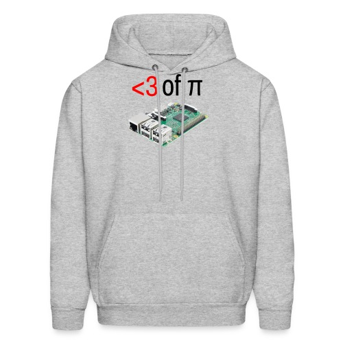 Life of Raspberry Pi 2 - Men's Hoodie