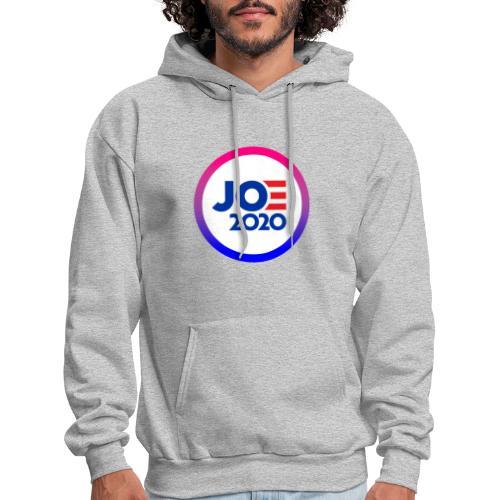 JOE 2020 White - Men's Hoodie