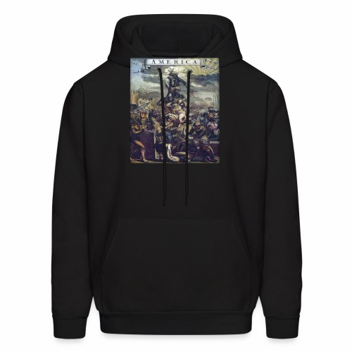 This Is America - Men's Hoodie