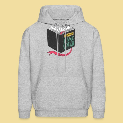 Fictional Hangover Book - Men's Hoodie