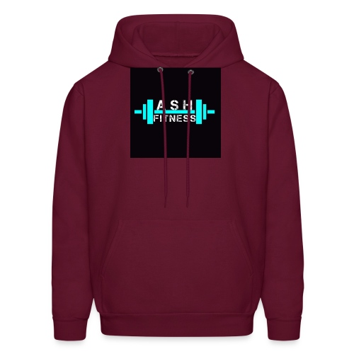 ASH FITNESS ACCESSORIES - Men's Hoodie