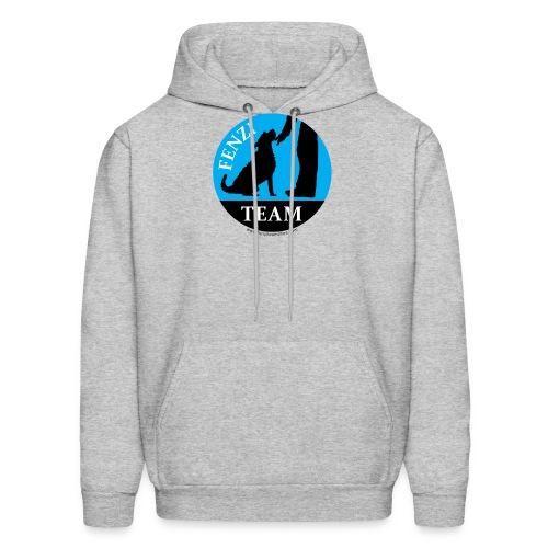 FENZITEAM Logo W - NOT FOR BLACK - Men's Hoodie