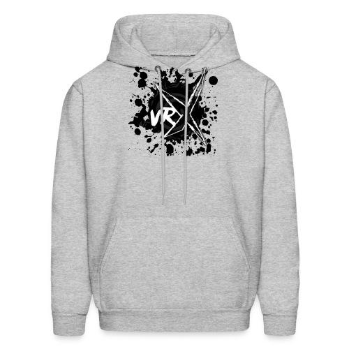 VRX Black Paint logo - Men's Hoodie