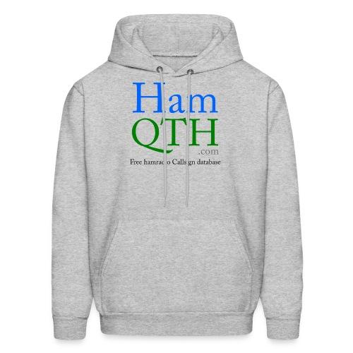 HamQTH - Men's Hoodie