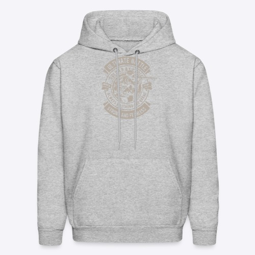 Soldier by choice - Men's Hoodie