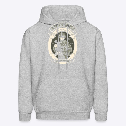 The ultimate soldier - Men's Hoodie