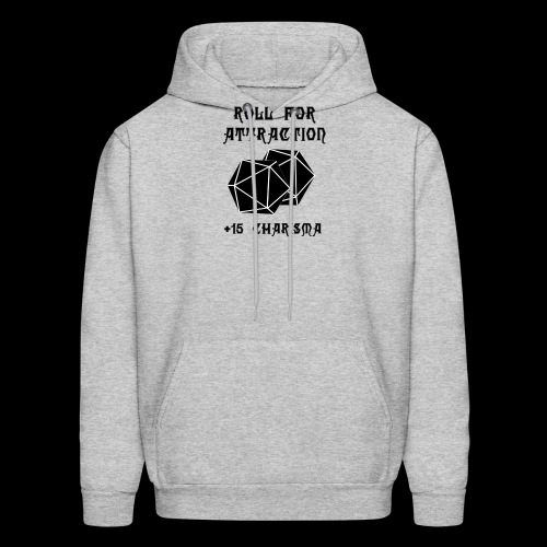 Roll for Attraction - Men's Hoodie