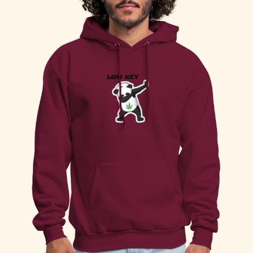 LOW KEY DAB BEAR - Men's Hoodie
