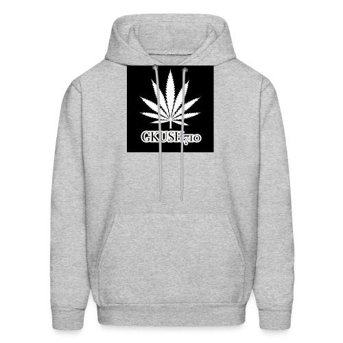 Weed Leaf Gkush710 Hoodies - Men's Hoodie
