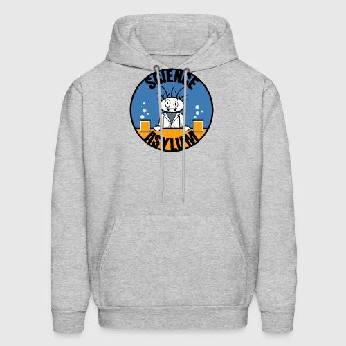 Science Asylum Logo - Men's Hoodie