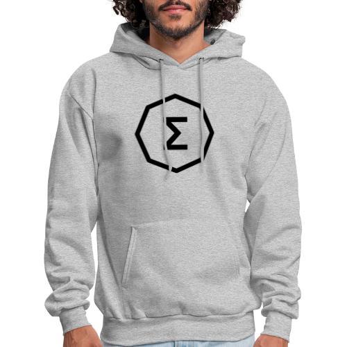 Ergo Symbol White - Men's Hoodie