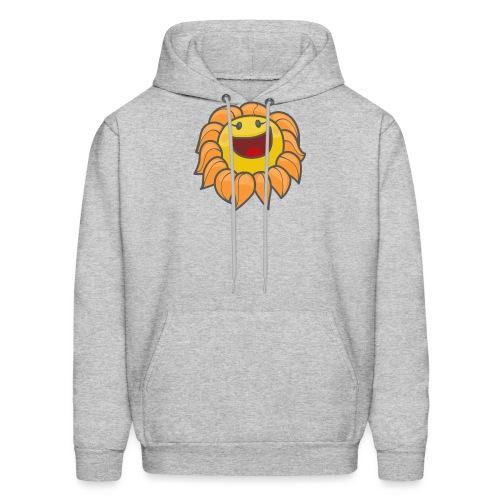 Happy sunflower - Men's Hoodie