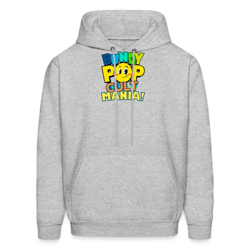 Bundy Pop Main Design - Men's Hoodie