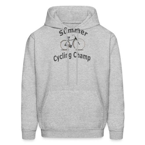 Summer Cycling Champ - Men's Hoodie