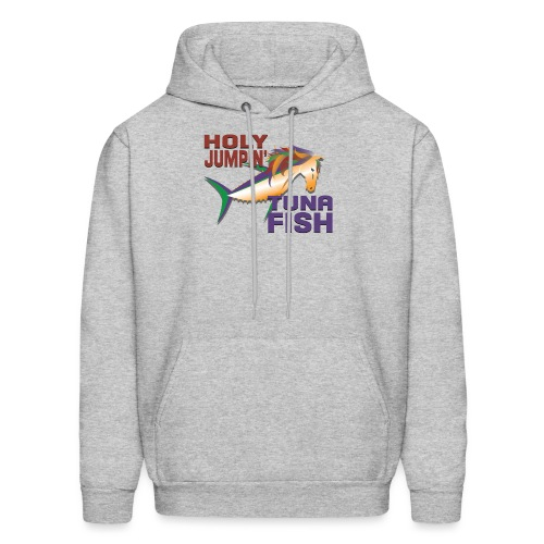 holy jumpin tuna fish - Men's Hoodie