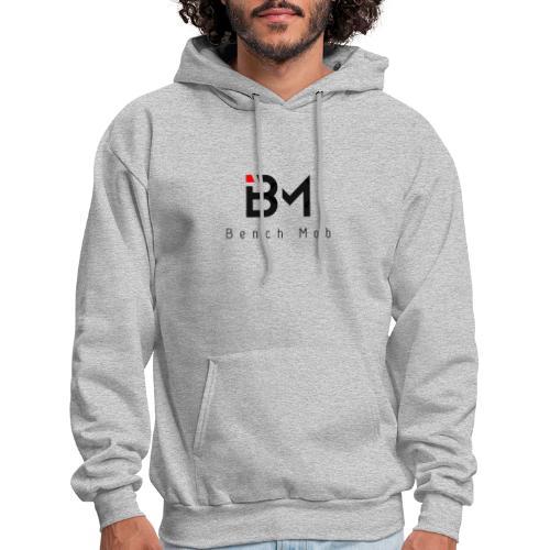Bench Mob Logo (black) - Men's Hoodie