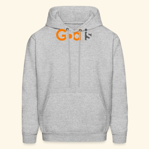 GOD IS #6 - Men's Hoodie