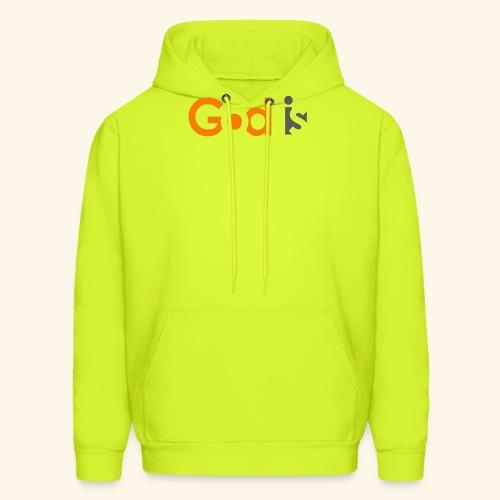 GOD IS #6 - Men's Hoodie