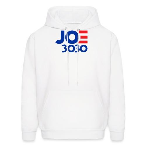 Joe 3030 - Joe Biden Future Presidential Campaign - Men's Hoodie