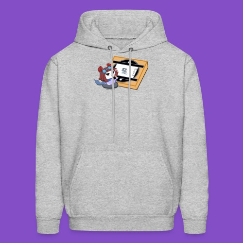 Zyrin with Animation Board - Men's Hoodie